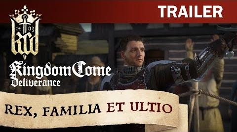Kingdom Come Deliverance – Rex, Familia et Ultio (EU)-0