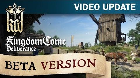 Kingdom Come Deliverance Video Update 14 Beta Version