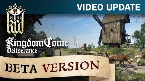 Kingdom Come Deliverance Video Update 14 Beta Version
