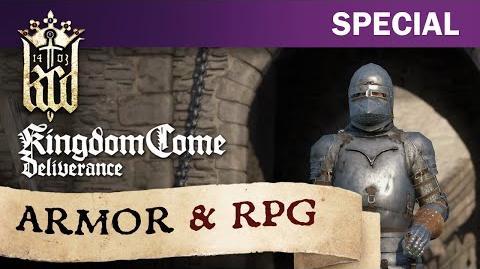 Kingdom Come Deliverance - Armor & RPG
