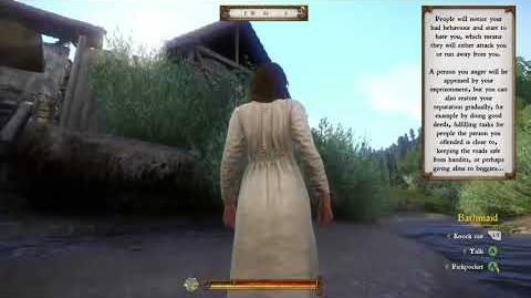 Kingdom Come Deliverance How to Max Level Stealth Skill