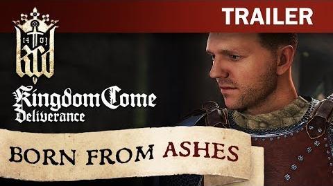 Kingdom Come Deliverance - Born From Ashes (EU)