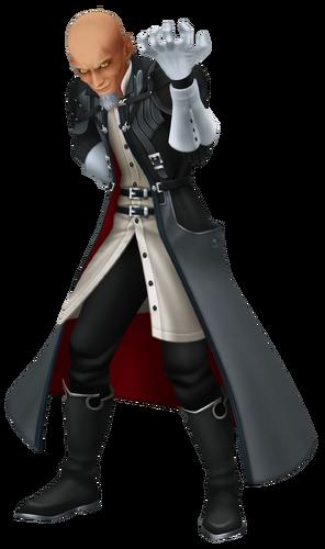 Meister Xehanort in Kingdom Hearts: Birth by Sleep