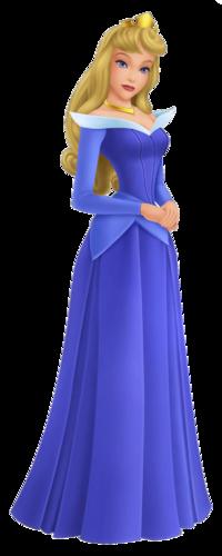 Aurora in Kingdom Hearts: Birth by Sleep
