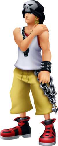 Beat in Kingdom Hearts 3D: Dream Drop Distance