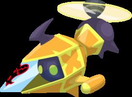 Gummi Thruster (Gelb) KHχ.png