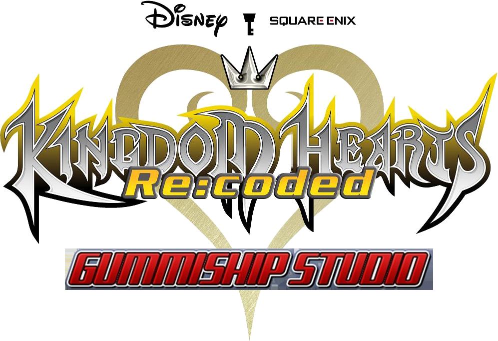 Kingdom Hearts Re:coded Gummiship Studio