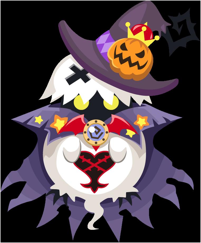 Swaying Spook