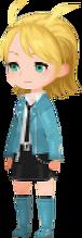 Elrena in Kingdom Hearts Union χ