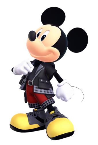 König Micky in Kingdom Hearts III