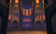 Notre Dame 02 3D