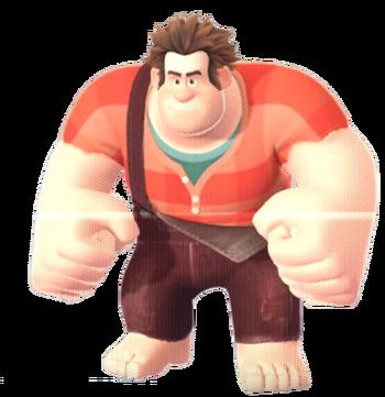 Ralph in Kingdom Hearts III