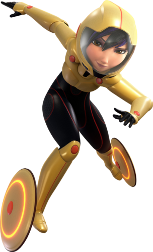 Go Go Tomago in Kingdom Hearts III