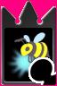 Bienen-Balgerei