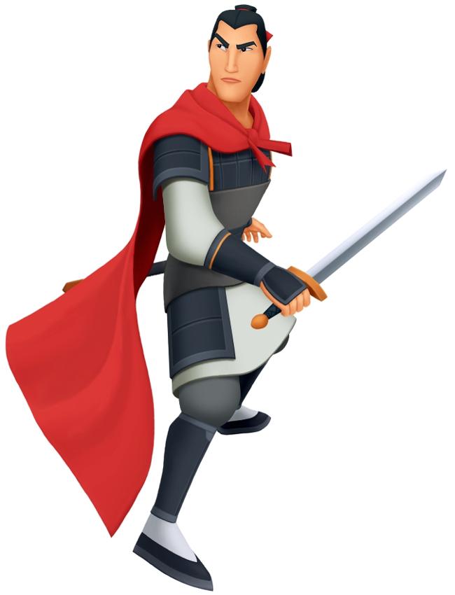 Hauptmann Li Shang