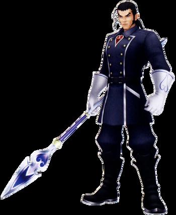 Dilan, einer der Gardisten von Radiant Garden in Kingdom Hearts: Birth by Sleep