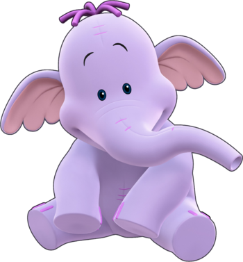 Lumpy in Kingdom Hearts III