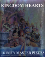 Kingdom Hearts Drei Meisterstücke Vorderes Cover
