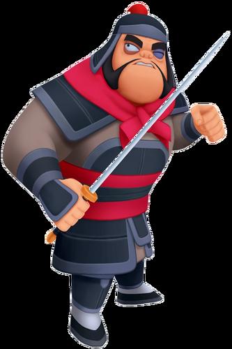 Yao in Kingdom Hearts II