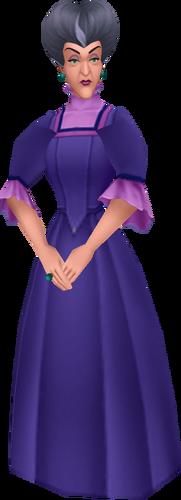 Gräfin Tremaine in Kingdom Hearts: Birth by Sleep