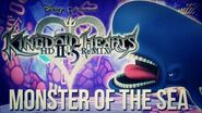 Mirage Arena - Monster of the Sea - Kingdom Hearts HD 2