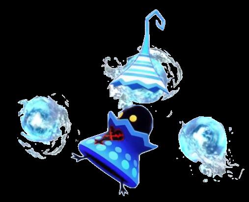 Aquamarin-Rumba