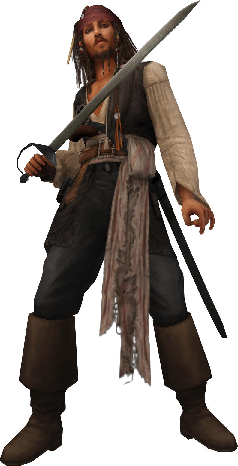 Käpt'n Jack Sparrow