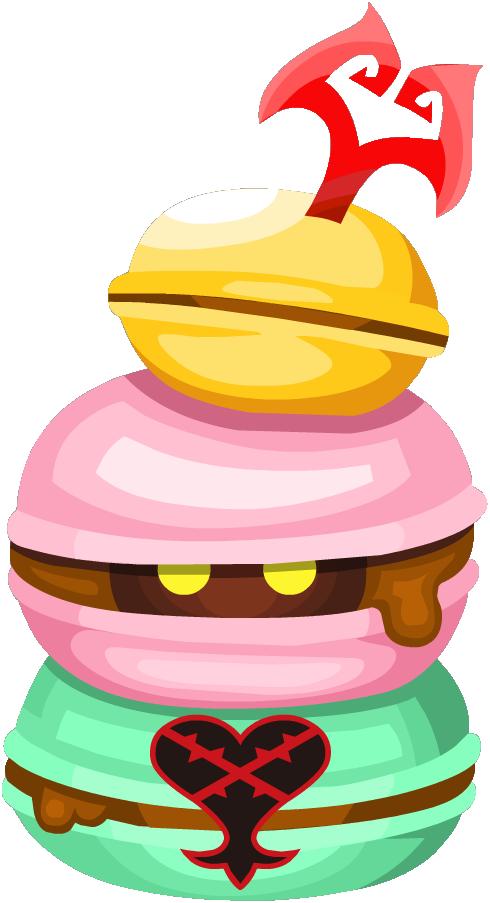 Bitter Macaron