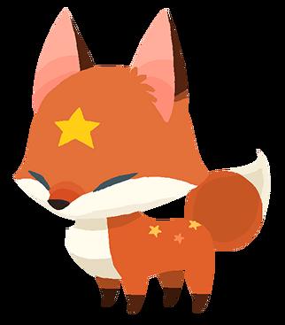 Ein Rotbrauner Foxstar Traumfänger in Kingdom Hearts Union χ
