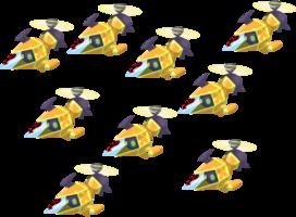 Gummi Squad (Gelb) KHχ.png