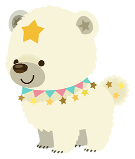 Ein weiß farbiger Cubstar Traumfänger in Kingdom Hearts Union χ