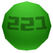 Experiment 221 (Kapselform)