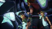 KHIII Trailer E3 Showcase 2018 Soras Gumifon