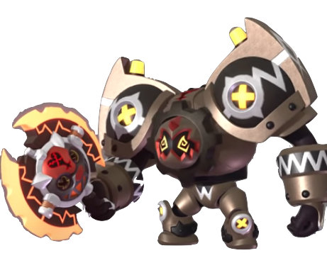Metall-Troll