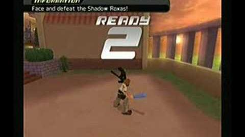 Kingdom Hearts Boss 8 Shadow Roxas No Damage!