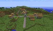 Minecraft 1 8 village by retsinab-d49n1de