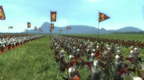 Medieval II Total War - English Army
