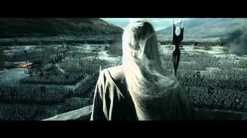LOTR- Saruman's Speech HD