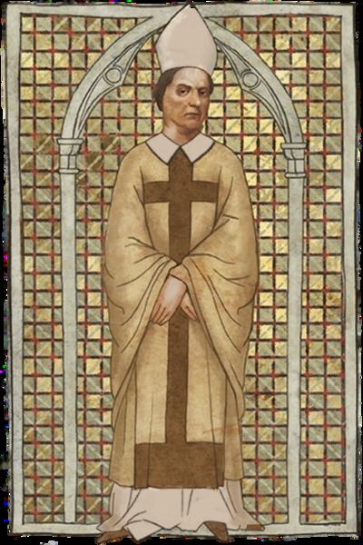 Иоанн из Йенштейна