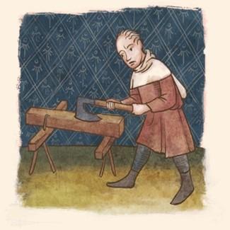 Плотники и столяры