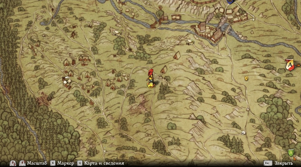 Карта сокровищ XXI