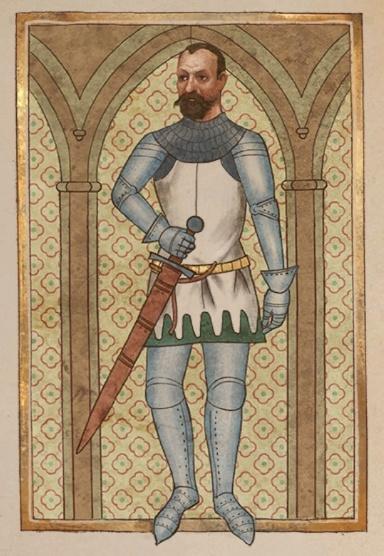 Пан Индржих I из Липы
