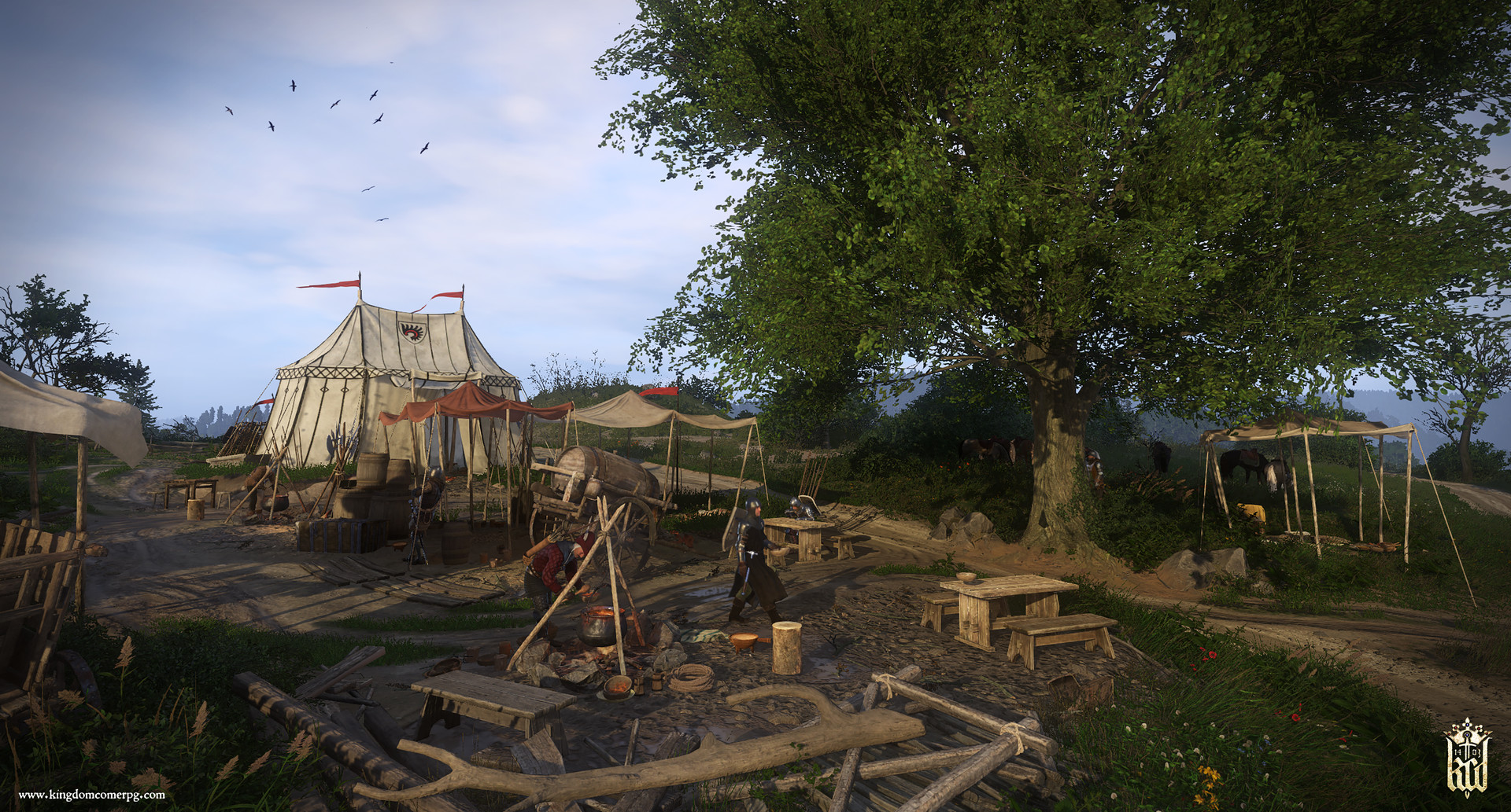 Лагерь Куно