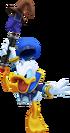 Donald Duck (Battle) KHII