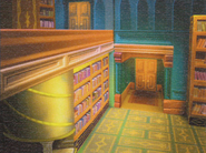 Hollow Bastion Library KH 02