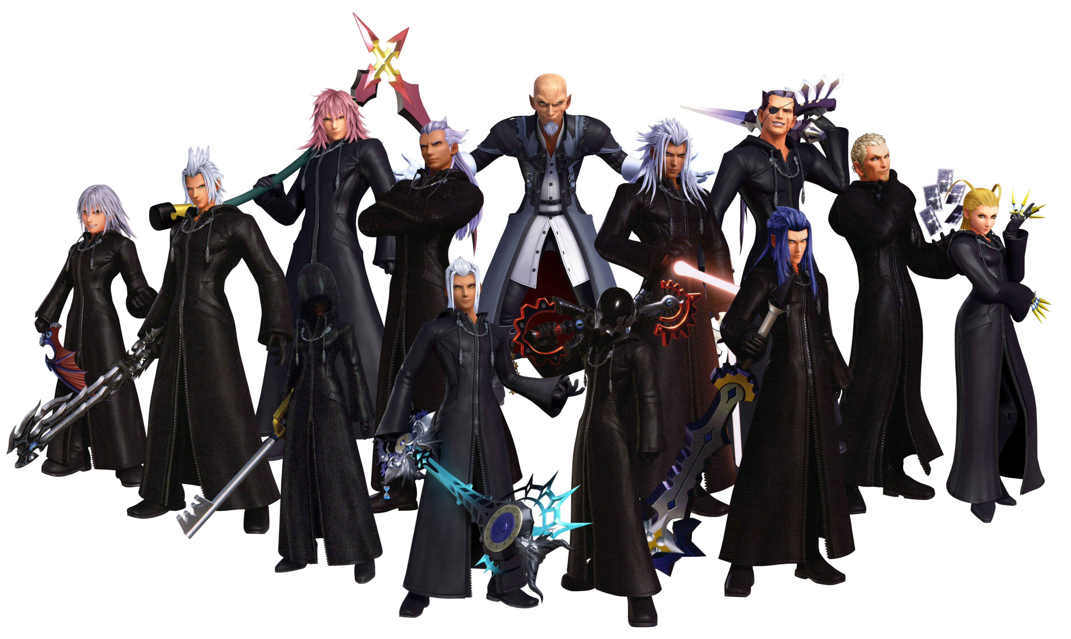 Real Organization XIII