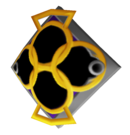 Onyx Shield render