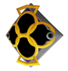 Onyx Shield render