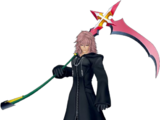Marluxia/Gameplay