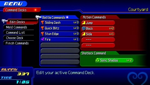 Command Deck
